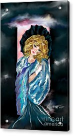 Dreaming Of You Acrylic Print by Lori  Lovetere