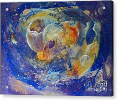 Dreamscape Acrylic Print by Valia US
