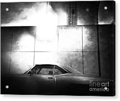 Drive Acrylic Print by Angelo Merluccio