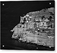 Dubrovnik Acrylic Print by Mario Celzner