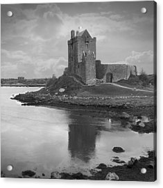 Dunguaire Castle - Ireland Acrylic Print by Mike McGlothlen