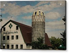 Dutch Country Acrylic Print by Dan Sproul