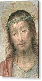 Ecce Homo Acrylic Print by Fra Bartolommeo