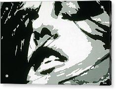 Ecstasy Acrylic Print by Steve Park