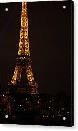 Eiffel Tower - Paris France - 011323 Acrylic Print by DC Photographer