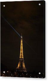 Eiffel Tower - Paris France - 011347 Acrylic Print by DC Photographer
