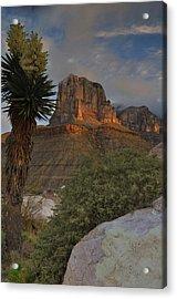 El Capitan At Sunrise Acrylic Print by Stephen  Vecchiotti