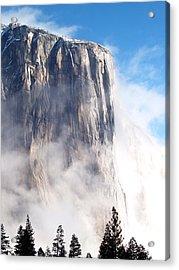 El Capitan Acrylic Print by Bill Gallagher