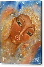 Electra Acrylic Print by Maya Telford