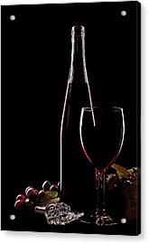 Elegance Acrylic Print by Marcia Colelli