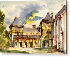 Eltham Palace London Acrylic Print by Juan  Bosco