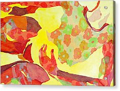 Embodied Acrylic Print by Diane Fine