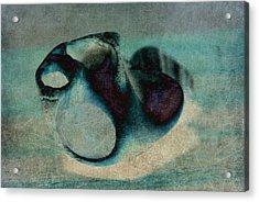 Embrace Acrylic Print by WB Johnston