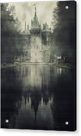 Enchanted Castle Acrylic Print by Joana Kruse