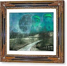 Enchanting Evening With Oz Acrylic Print by Betsy C Knapp