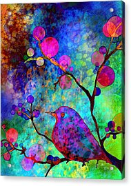 Enchantment Acrylic Print by Robin Mead