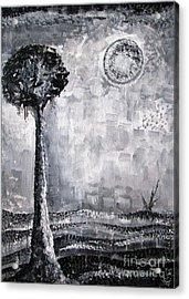 Enigmatic Acrylic Print by Prajakta P