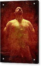 Enlightenment 10 Acrylic Print by Chris  Lopez