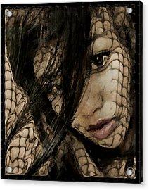 Entangled Acrylic Print by Gun Legler