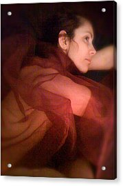 Eos. Featured - Viewed 297 Times. Featured 3 Times Acrylic Print by  Andrzej Goszcz