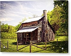 Erbie Homestead Acrylic Print by Marty Koch