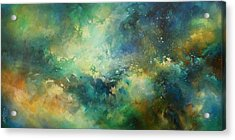 'eternity' Acrylic Print by Michael Lang