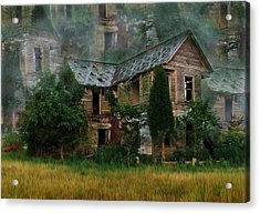 Faded Dreams Acrylic Print by Julie Dant