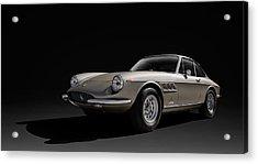 Ferrari 365 Acrylic Print by Douglas Pittman