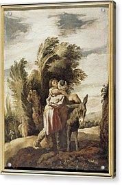 Fetti, Domenico 1588-1623. The Good Acrylic Print by Everett