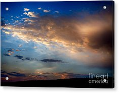First Morning Light Acrylic Print by Thomas R Fletcher