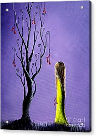 Five Wishes Left By Shawna Erback Acrylic Print by Shawna Erback