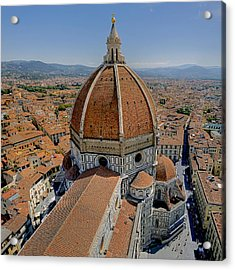 Florence Cathedral Acrylic Print by Patrick Jacquet