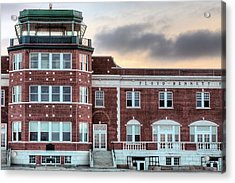 Floyd Bennett Field  Acrylic Print by JC Findley