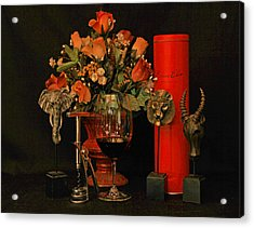 For A Special Occasion Acrylic Print by John Stuart Webbstock