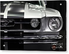 Ford Mustang Fastback - 5d20342 Acrylic Print by Wingsdomain Art and Photography