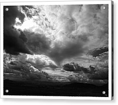 Foreboding Acrylic Print by Glenn McCarthy Art and Photography