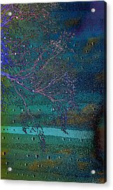 Forgetting Acrylic Print by Jan Amiss Photography