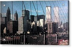 Forgotten View Acrylic Print by George Pedro