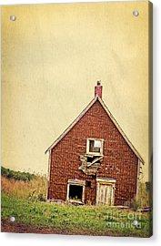 Forsaken Dreams Acrylic Print by Edward Fielding