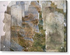Freedom Acrylic Print by Jim Cook
