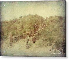 French Coast Beach #2 Acrylic Print by Svetlana Novikova
