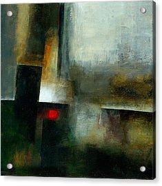 Fresh Paint #7 Acrylic Print by Jane Davies
