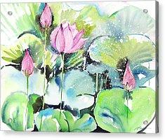 Fresh Pick No.389 Acrylic Print by Sumiyo Toribe