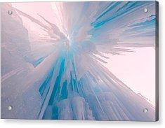 Frozen Acrylic Print by Chad Dutson