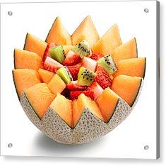 Fruit Salad Acrylic Print by Johan Swanepoel