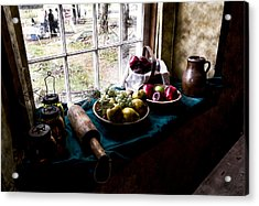 Fruits Of Harvest Acrylic Print by Peter Chilelli