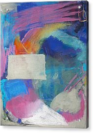 Fulcrum Two Acrylic Print by  Tolere