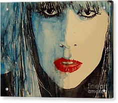 Gaga Acrylic Print by Paul Lovering