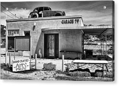 Garage 79 Acrylic Print by Ron Regalado