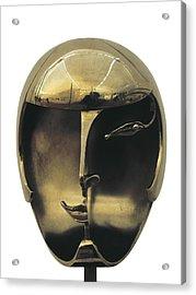 Gargallopablo 1881-1934. Kiki Acrylic Print by Everett